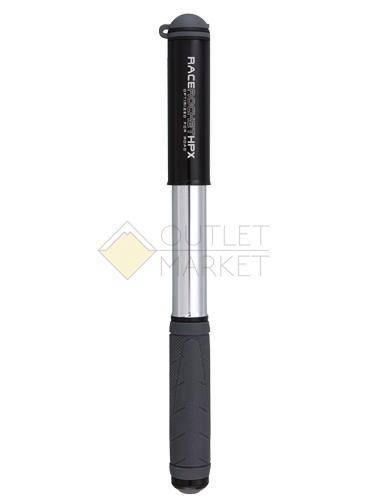 Насос TOPEAK RaceRocket HPX чёрный цвет long version 25cm
