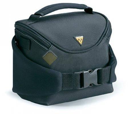 Сумка на руль TOPEAK Compact Handlebar Bag и Pack с креплением 8