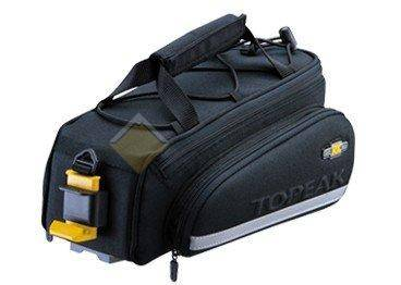 Сумка на багажник с жёсткими направляющими TOPEAK RX TrunkBag EX w Rigid Molded Panels