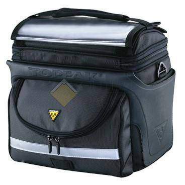 Сумка на руль TOPEAK TourGuide Handlebar Bag DX с креплением 8