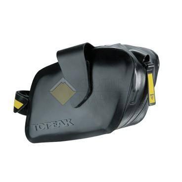 Подсёдельная сумка водонепроницаемая TOPEAK DynaWedge крепление на липучке мал