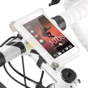 "Водонепроницаемый чехол TOPEAK для смартфона 4 для 3""-4"" screen smart phones белый"
