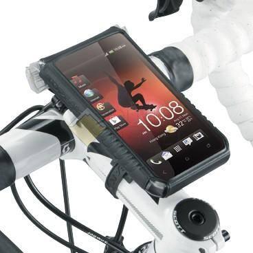 Водонепроницаемый чехол TOPEAK для смартфона 4 для 3-4 screen smart phones чёрный