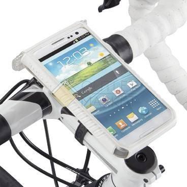 "Водонепроницаемый чехол TOPEAK для смартфона 5 для 4""-5"" screen smart phones белый"