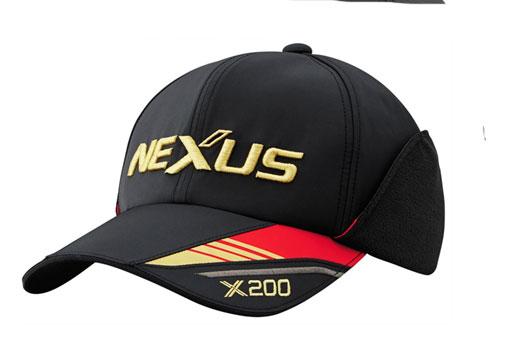Кепка зимняя NEXUS X200 CA196NKBK 5YCA196N1Q