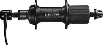 Втулка задняя Shimano Tourney TX800 32 отверстий 8/9/10 скоростей QR чёрная EFHTX800BZAL
