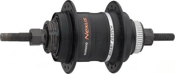 Втулка планетарная Shimano Nexus 3D55 36 отвесртий 3 скорости C.Lock 135x192 6 мм черная ASG3D55ALX