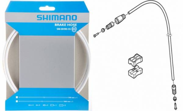 Гидролиния Shimano ISMBH90SBW170