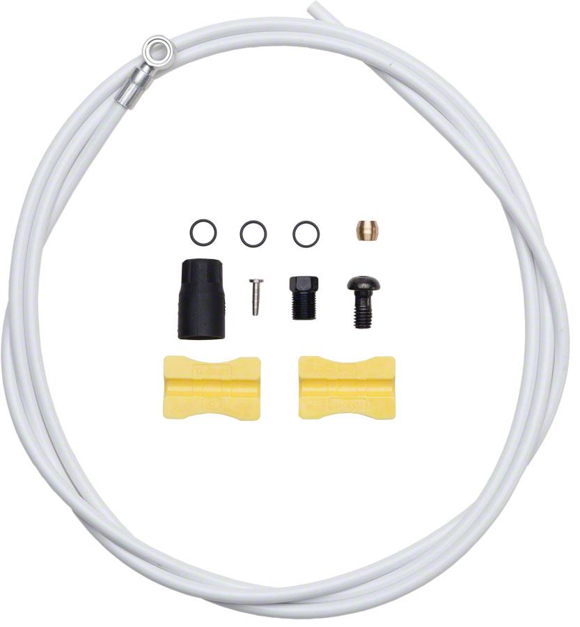 Гидролиния Shimano ZEE BH90-SBSW 1000 мм обрезной белый TL-BH61 ISMBH90SBSW100