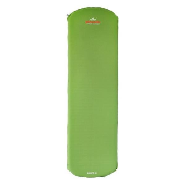 Самонадувающийся коврик PINGUIN Shepra 38 green