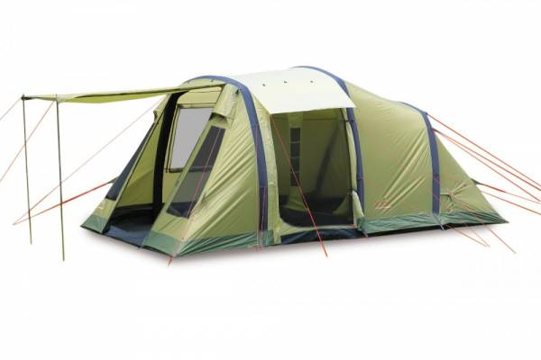 Палатка PINGUIN Interval 4 AirTube green