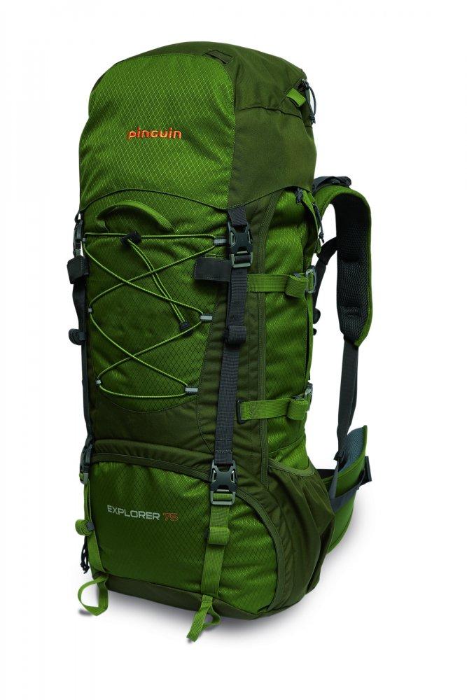 Рюкзак PINGUIN Explorer 100 green p-4342-1
