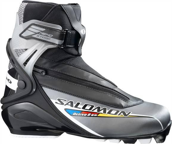 Лыжные ботинки SALOMON ACTIVE 8 SKATE 126538