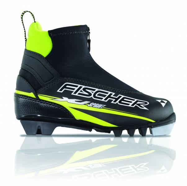 Лыжные ботинки FISCHER NNN XJ SPRINT S05311-1