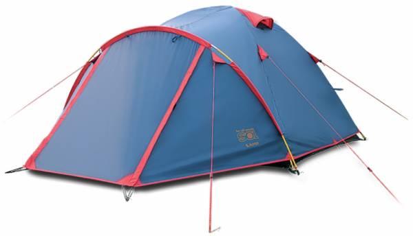 Палатка Sol Camp 4 синий