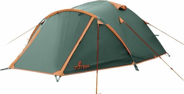 Палатка Totem Indi зеленый