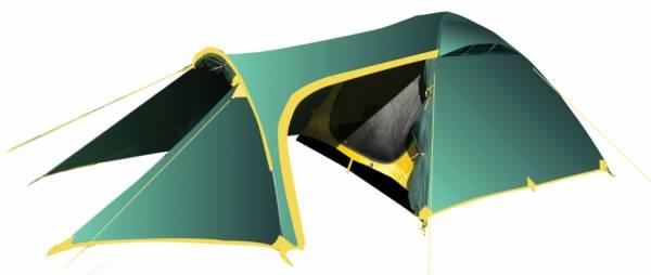 Палатка Tramp Grot зеленый