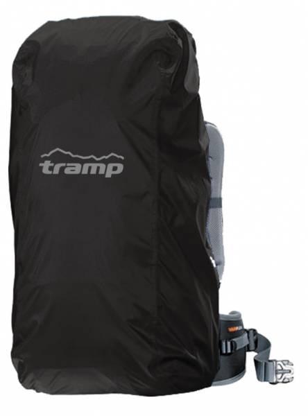 Накидка на рюкзак Tramp M (30-60l) черный