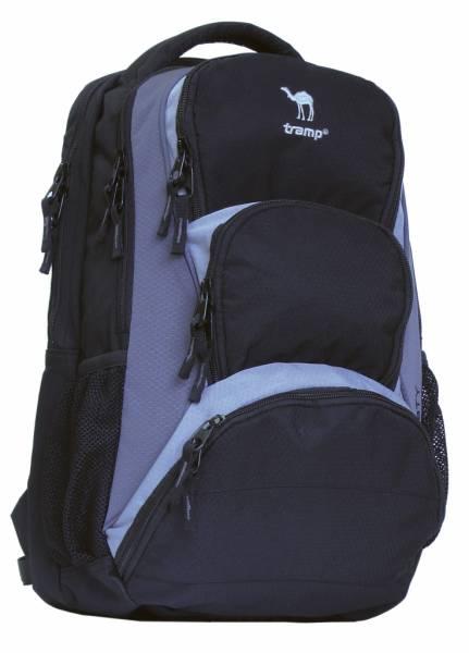 Рюкзак Tramp Trusty 30 л, черно-серый