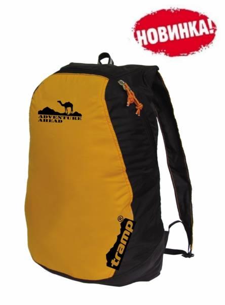 Рюкзак Tramp Ultra 13 л. оранжевый/черный