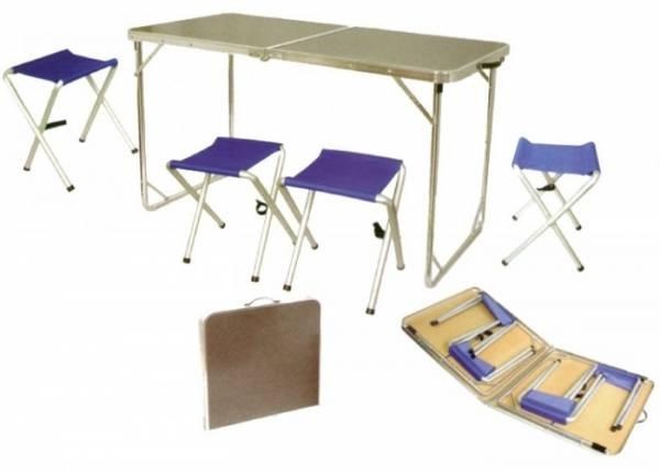 Мебель набор в кейсе Tramp TRF-005TRF-005