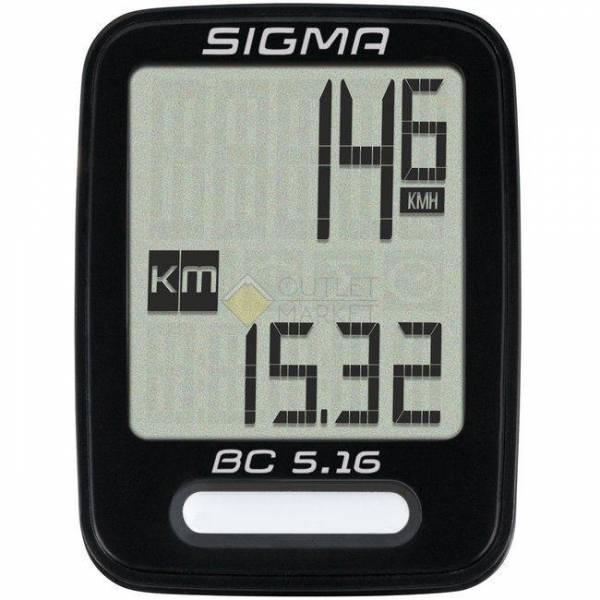 Велокомпьютер SIGMA 5160