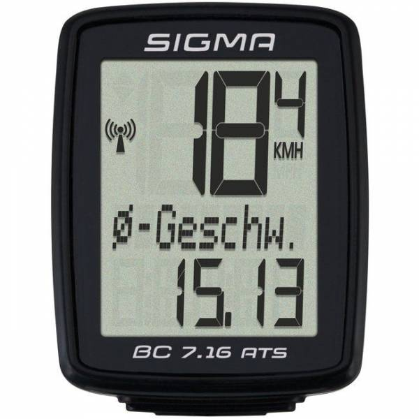 Велокомпьютер SIGMA 7162