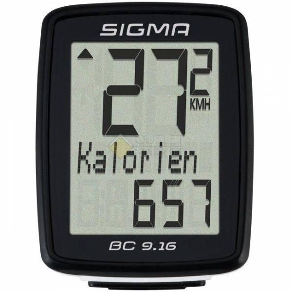 Велокомпьютер SIGMA 9160