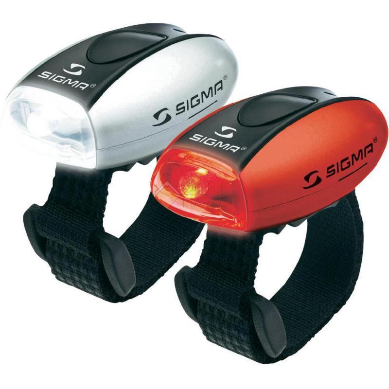 Комплект фонарей SIGMA MICRO COMBO 17243