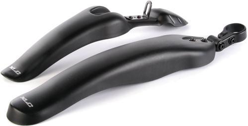 """Комплект крыльев XLC MUDGUARD JR MG-C04 16-20"""" черные CN8670"""