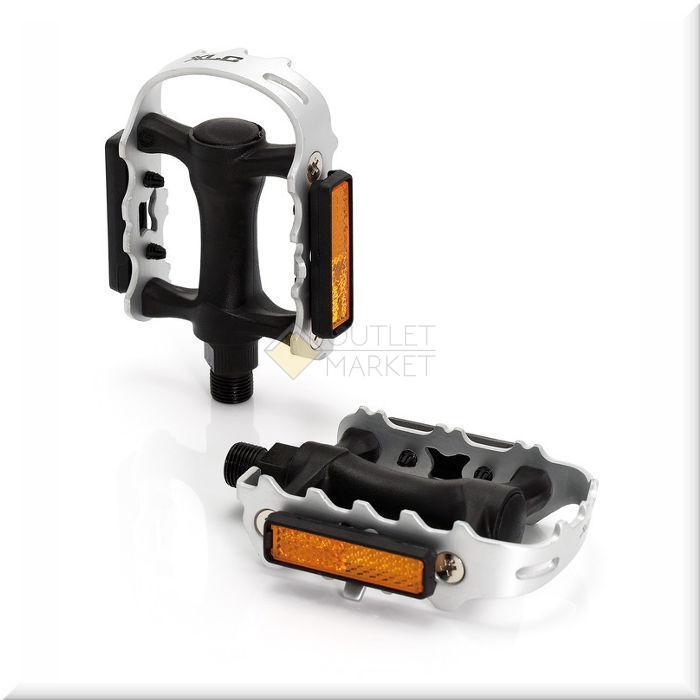 Педали XLC MTB-PEDAL PD-M01 черные/серебро CN8683
