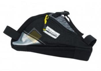 Сумка XLC GLOBETROTTER BA-S01, под раму, 24х18х18 см, черн. CN8690