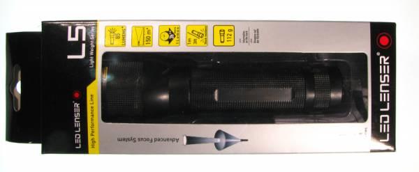 Фонарь LED Lenser L57005