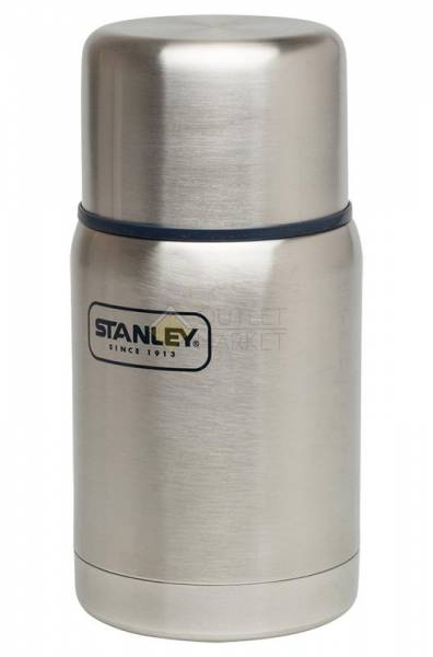 Термос STANLEY Adventure Food 0,7L Стальной