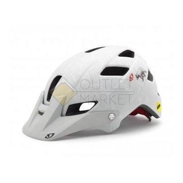 Шлем Giro FEATURE MIPS mat wht ca bear GI7062999